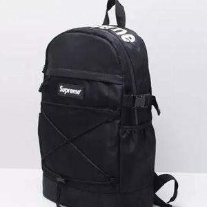 750eb9b372a Supreme Bags - black supreme backpack